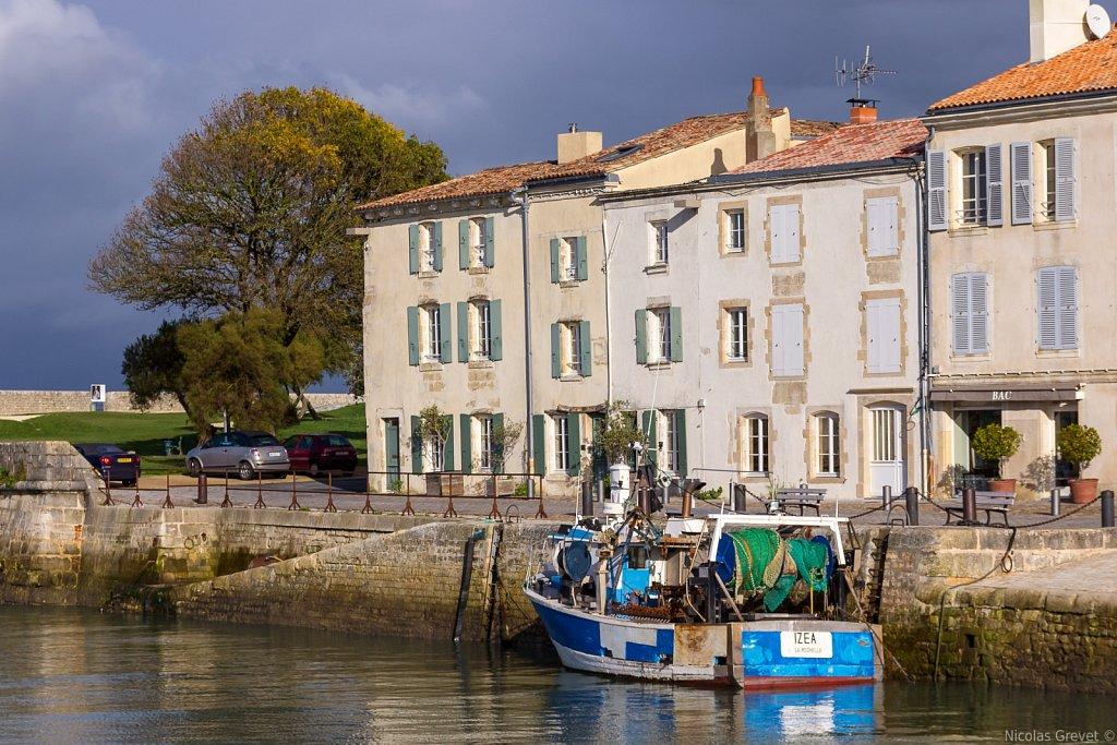 Saint-Martin-de-Ré trawler