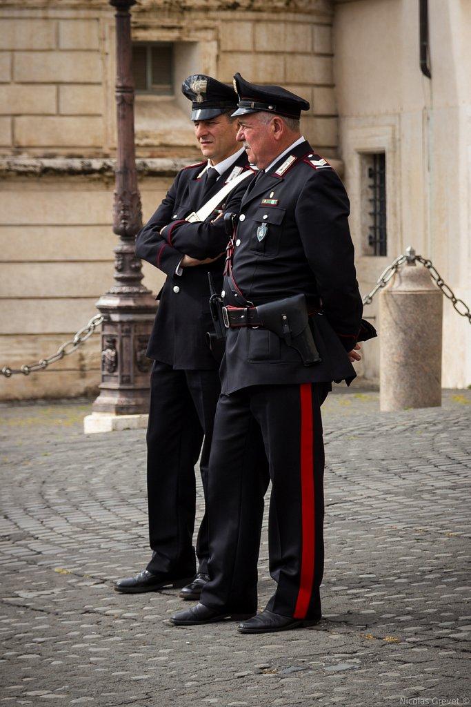 Palazzo del Quirinale Carabinieri