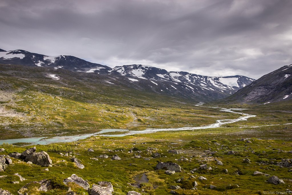 Mårådalen valley