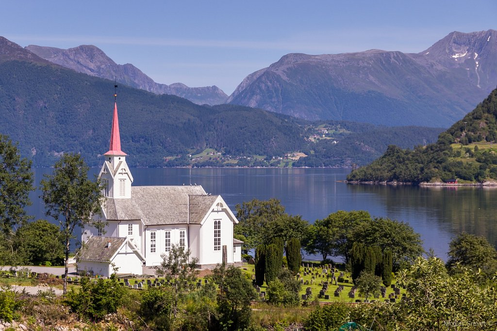 Dalsfjord church