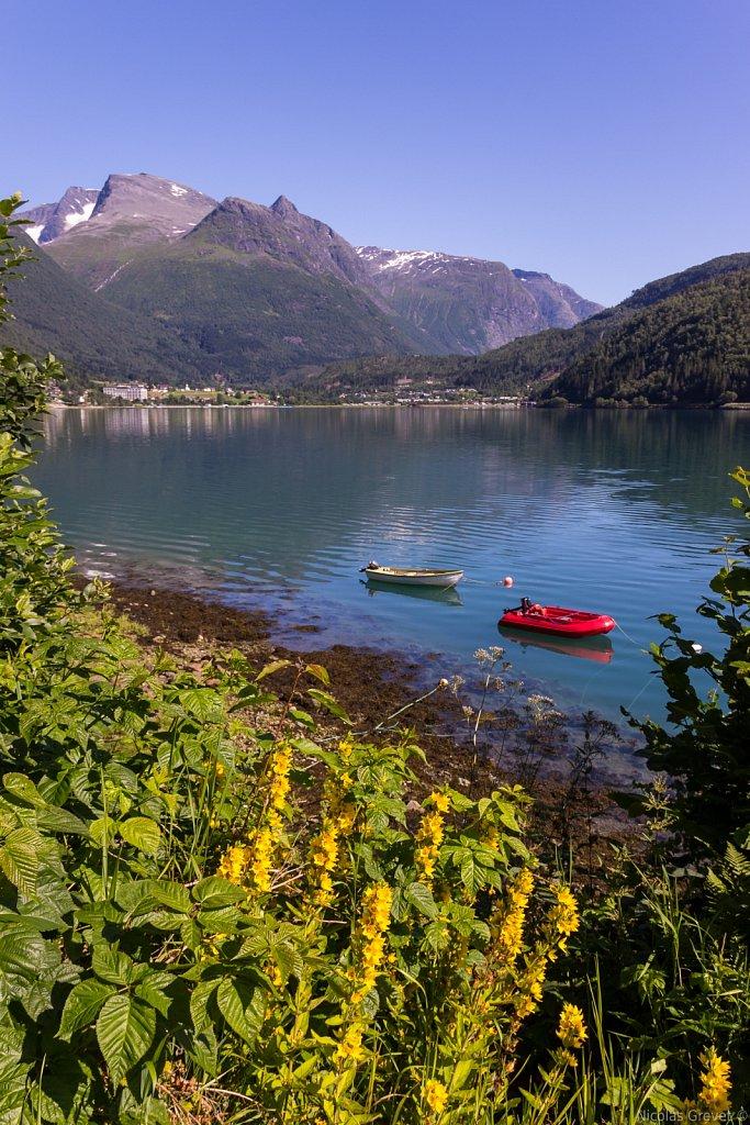 Innvikfjorden fjord