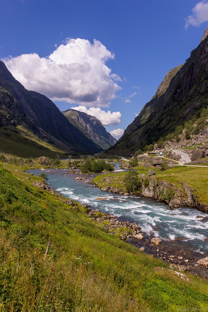 Våtedalen valley