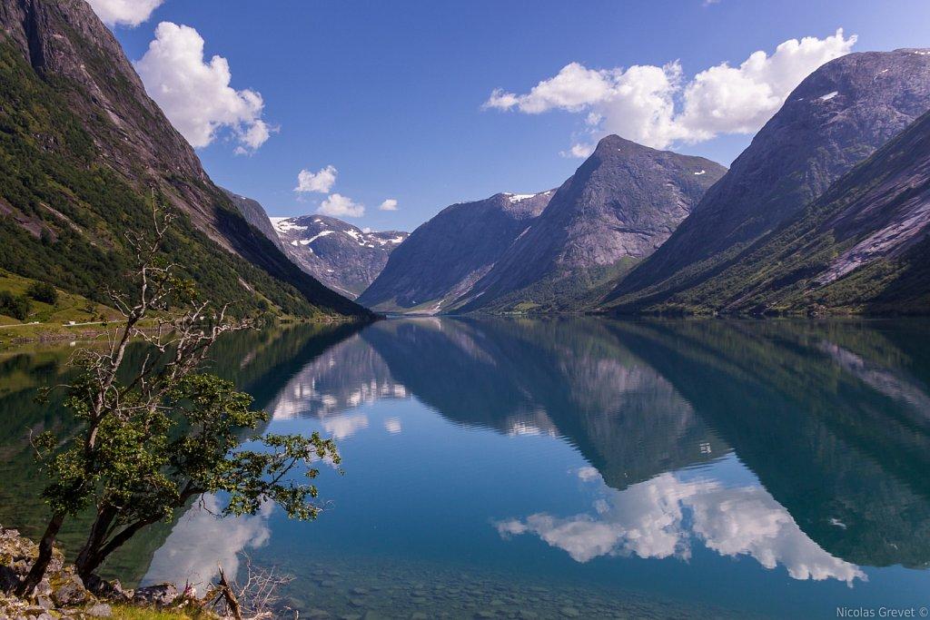 Kjøsnesfjorden fjord