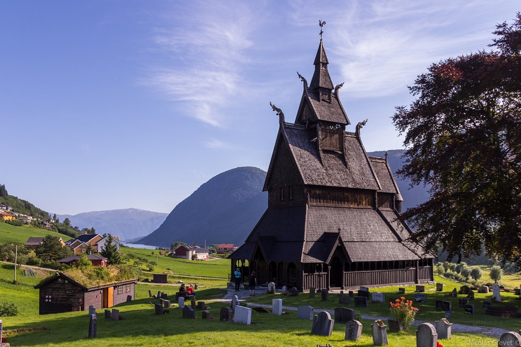 Hopperstad stavkirke