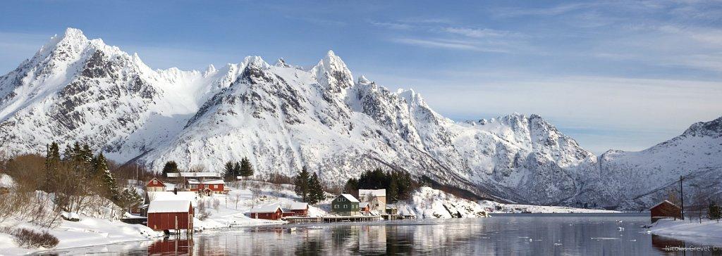 Vestpollen in Lofoten