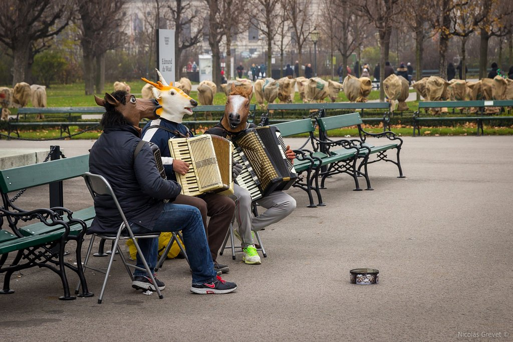 Volksgarten Animal Band