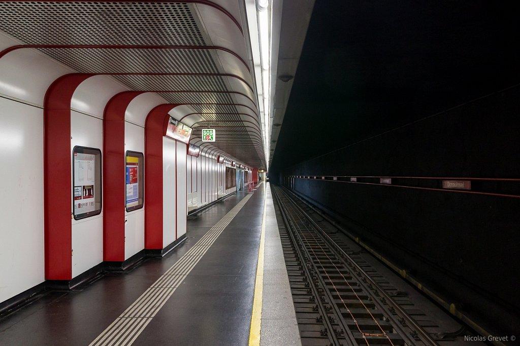 Donauinsel Metro