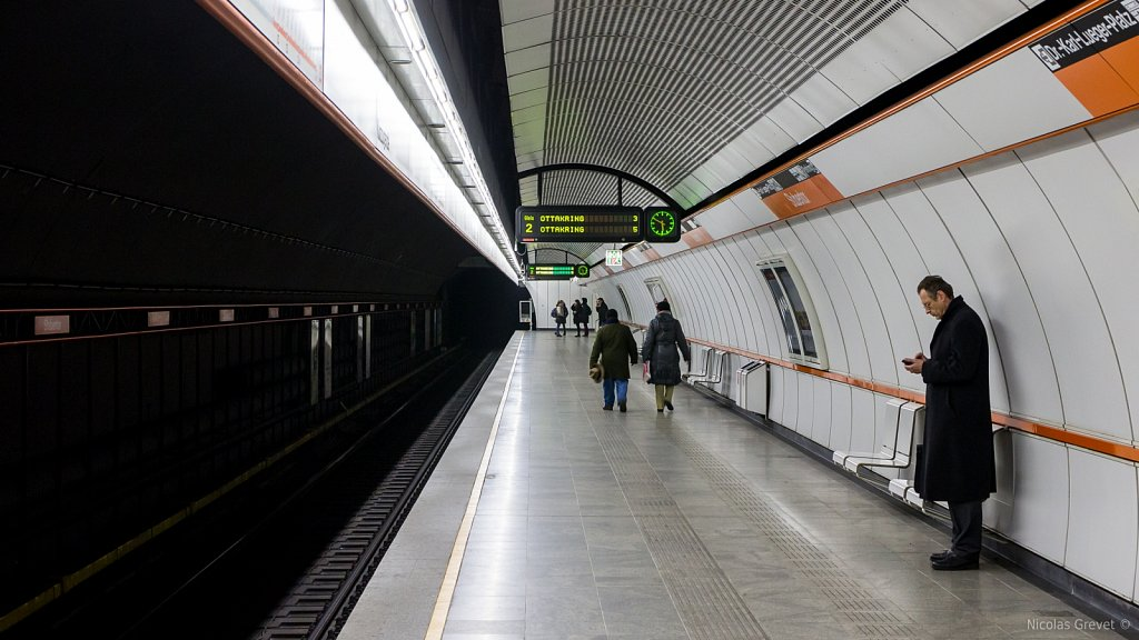 Stubentor Metro