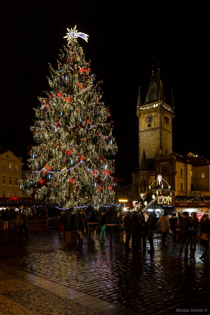 Prague Christmas Spirit