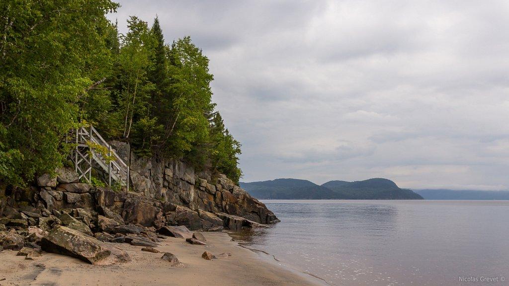 Saguenay Beach