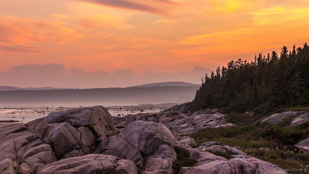 Cap-de-Bon-Désir Sunset