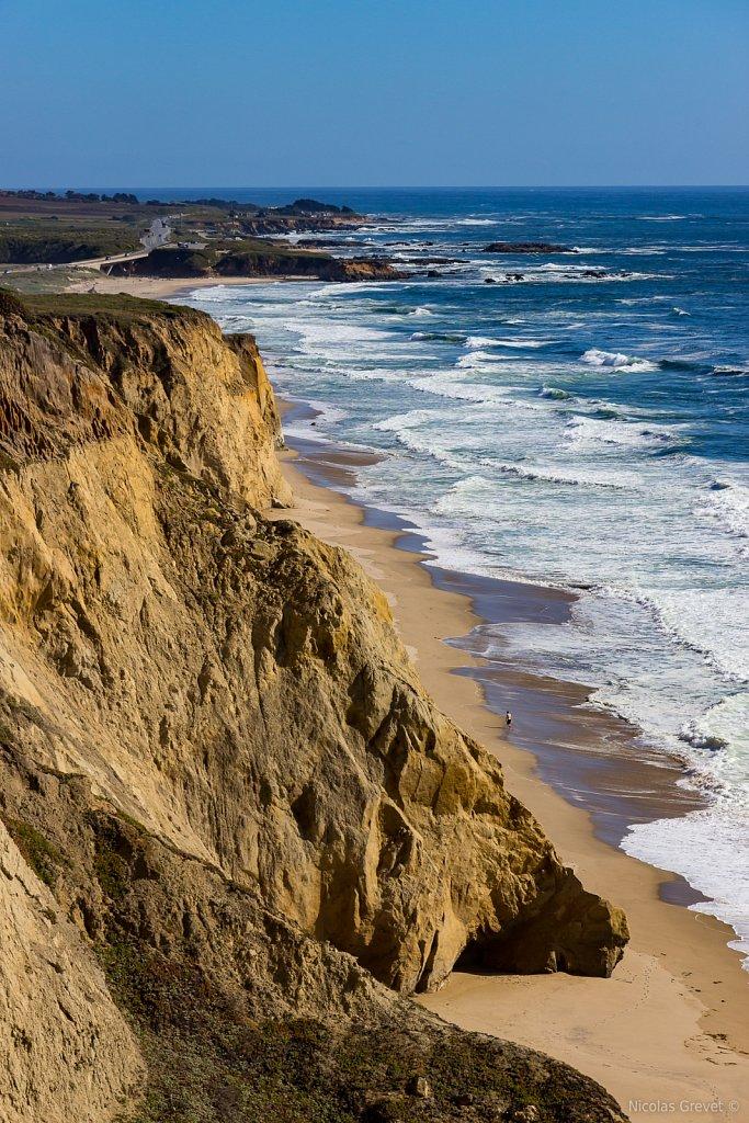Pomponio Cliffs