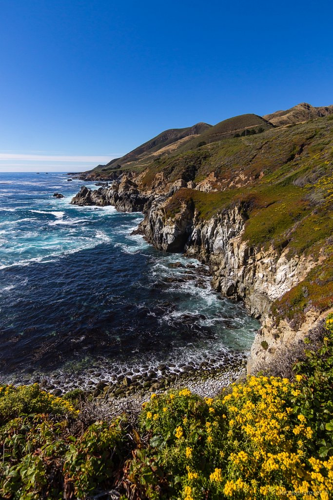 Rugged California Coast