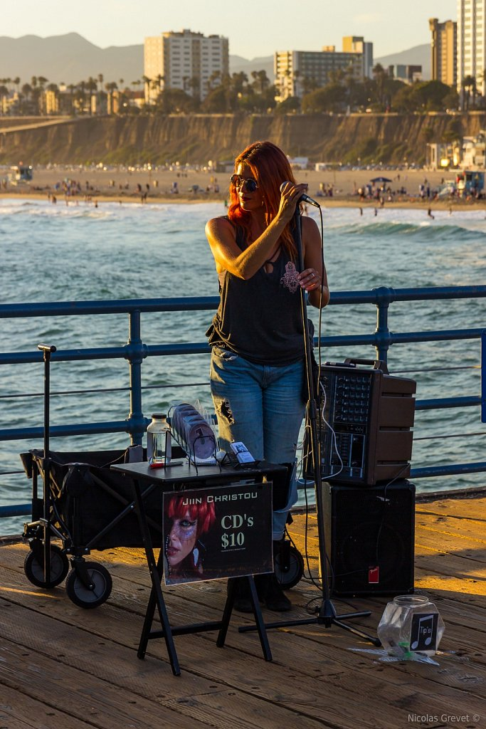 Sunset Singer