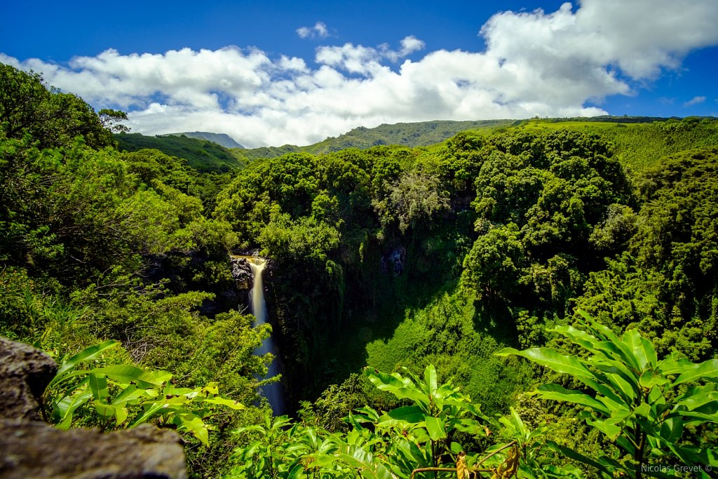 The Falls at Makahiku