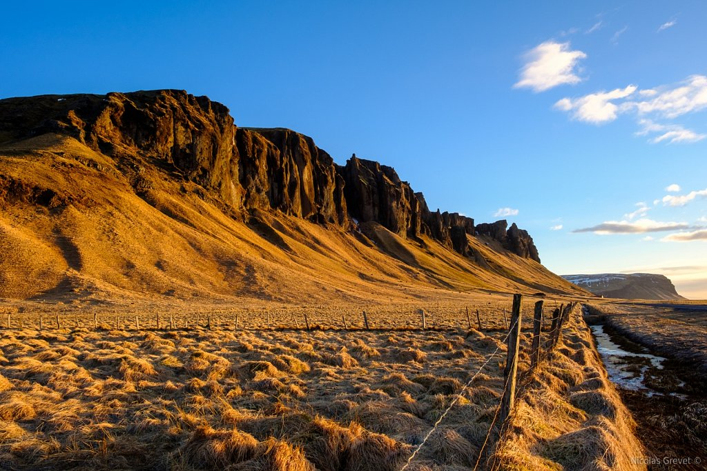 Suðurland Sunrise