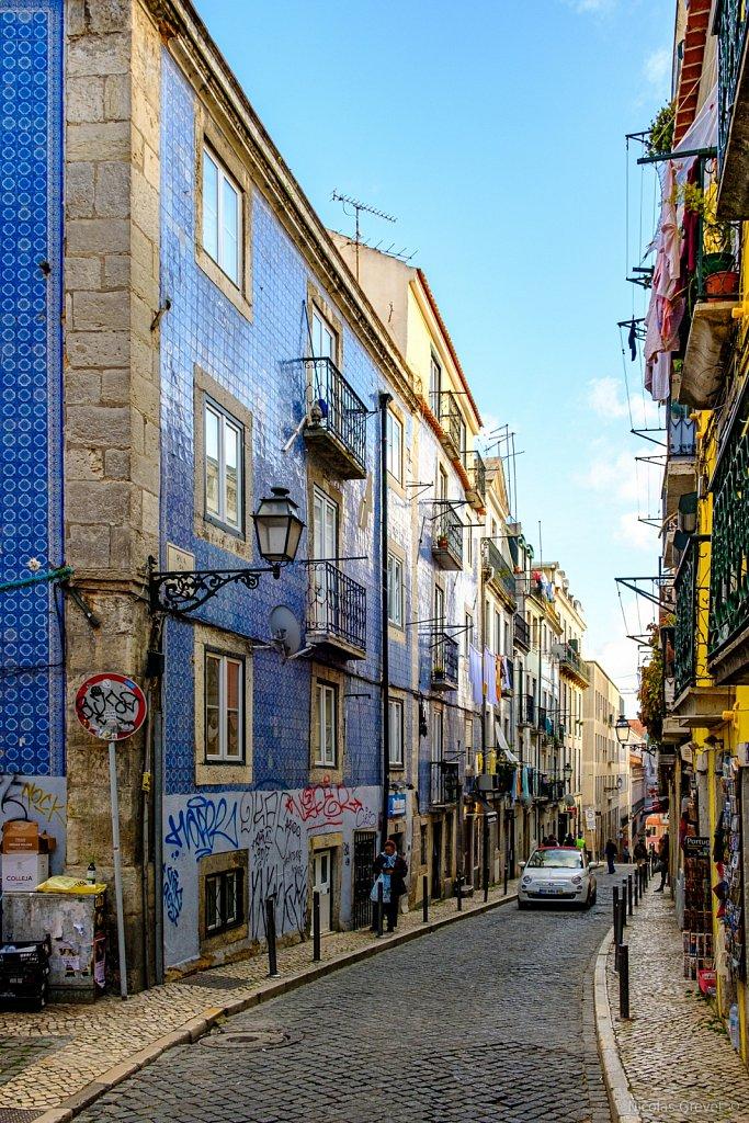 Rua da Barroca
