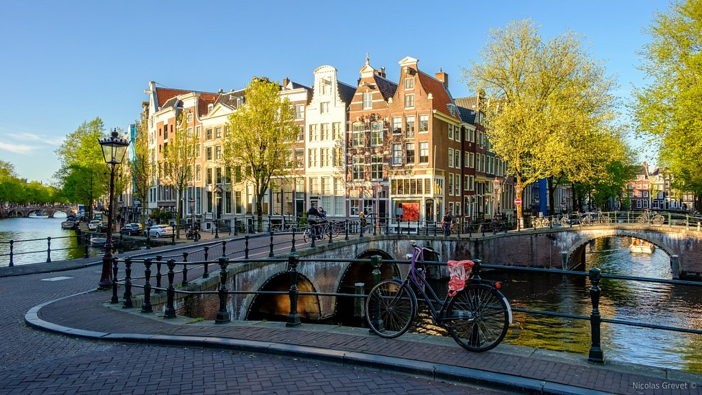 Leidsegracht Bridge