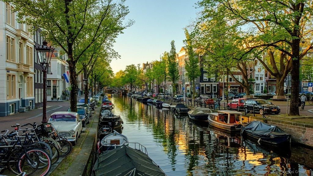 Reguliersgracht Canal
